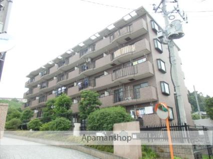 神奈川県横浜市栄区、本郷台駅徒歩21分の築20年 5階建の賃貸マンション