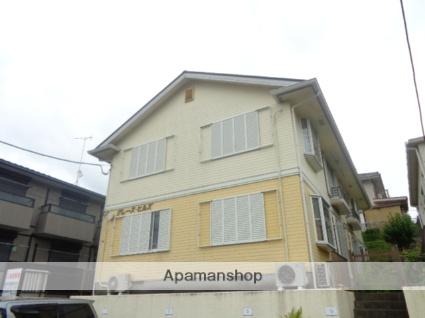 神奈川県横浜市磯子区、洋光台駅徒歩5分の築26年 2階建の賃貸アパート