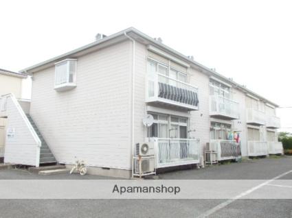 神奈川県横浜市磯子区、洋光台駅徒歩12分の築20年 2階建の賃貸アパート