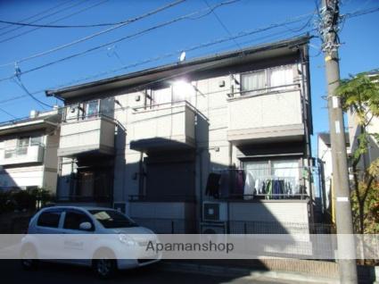 神奈川県横浜市栄区、本郷台駅徒歩12分の築11年 2階建の賃貸アパート