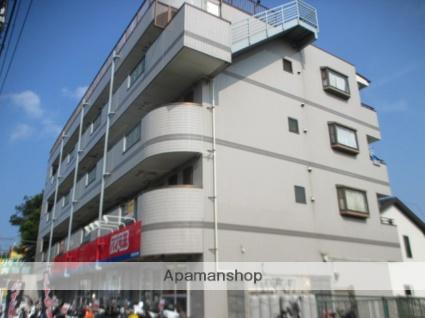 神奈川県横浜市栄区、港南台駅バス9分稲荷森下車後徒歩1分の築23年 4階建の賃貸マンション