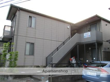 神奈川県鎌倉市、大船駅徒歩8分の築14年 2階建の賃貸アパート
