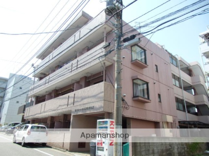 神奈川県横浜市磯子区、洋光台駅徒歩14分の築28年 4階建の賃貸マンション