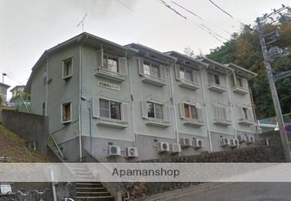 神奈川県横浜市戸塚区、戸塚駅バス14分かくぜん下車後徒歩5分の築22年 2階建の賃貸アパート