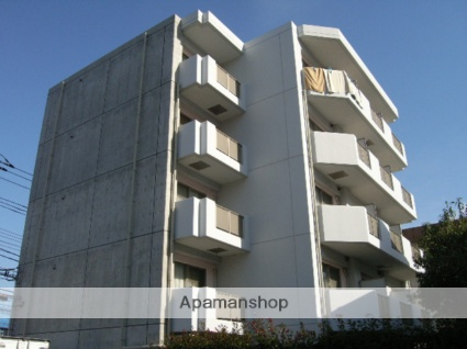 神奈川県藤沢市、藤沢駅徒歩12分の築10年 5階建の賃貸マンション