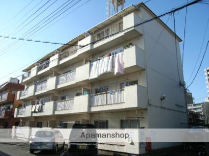 神奈川県藤沢市、藤沢駅徒歩9分の築39年 4階建の賃貸マンション