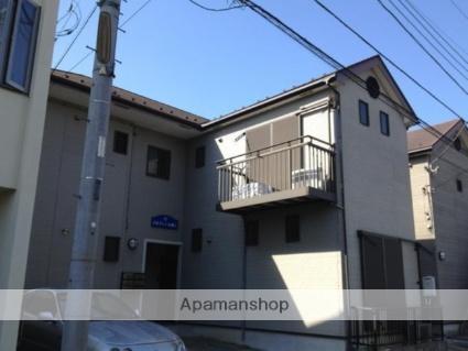 神奈川県鎌倉市、大船駅バス8分山下車後徒歩1分の築17年 2階建の賃貸アパート
