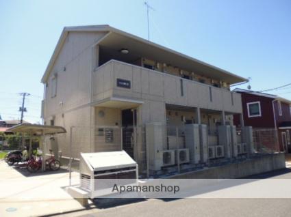 神奈川県藤沢市、藤沢駅徒歩24分の築5年 2階建の賃貸アパート