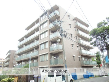 神奈川県横浜市磯子区、洋光台駅徒歩14分の築16年 6階建の賃貸マンション