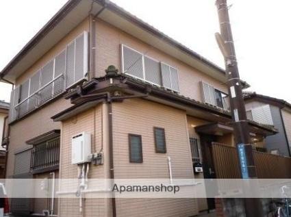 神奈川県横浜市栄区、本郷台駅徒歩10分の築32年 2階建の賃貸テラスハウス