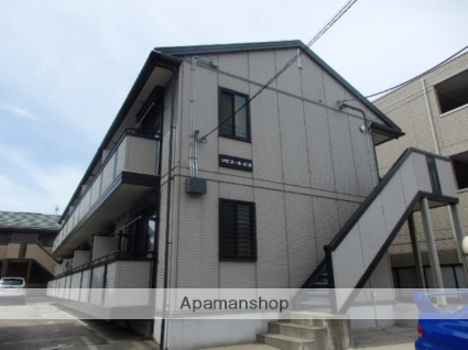 神奈川県横浜市栄区、本郷台駅徒歩12分の築16年 2階建の賃貸アパート