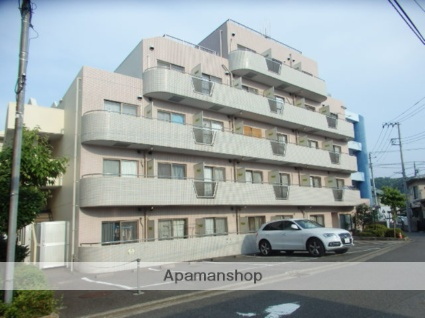 神奈川県横浜市栄区、本郷台駅徒歩11分の築27年 6階建の賃貸マンション
