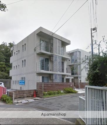 神奈川県鎌倉市、鎌倉高校前駅徒歩14分の築10年 3階建の賃貸マンション