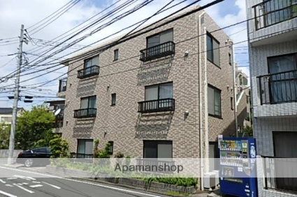 神奈川県横浜市戸塚区、戸塚駅徒歩11分の築13年 3階建の賃貸マンション
