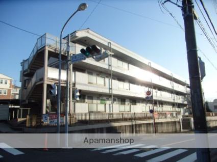 神奈川県横浜市栄区、港南台駅徒歩15分の築27年 3階建の賃貸マンション