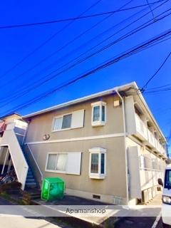 神奈川県鎌倉市、大船駅徒歩16分の築28年 2階建の賃貸アパート