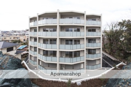 神奈川県藤沢市、藤沢駅徒歩18分の築2年 5階建の賃貸マンション