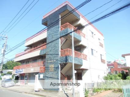 神奈川県横浜市戸塚区、戸塚駅徒歩17分の築45年 3階建の賃貸マンション