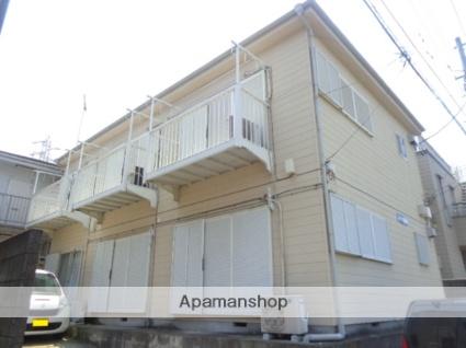 神奈川県横浜市戸塚区、戸塚駅徒歩16分の築28年 2階建の賃貸アパート
