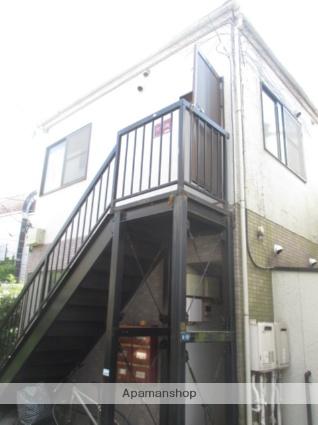 神奈川県鎌倉市、和田塚駅徒歩18分の築23年 2階建の賃貸アパート