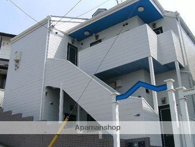 神奈川県横浜市磯子区、新杉田駅徒歩16分の築26年 1階建の賃貸アパート