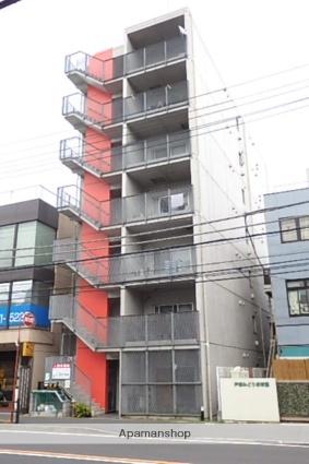 神奈川県横浜市戸塚区、戸塚駅徒歩9分の築11年 7階建の賃貸マンション
