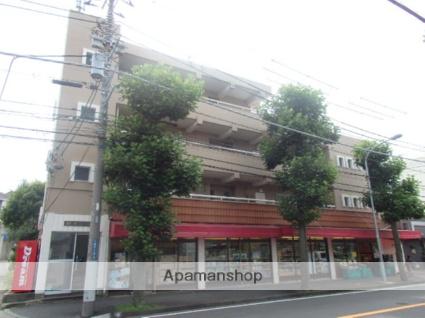 神奈川県横浜市磯子区、洋光台駅徒歩14分の築42年 4階建の賃貸マンション