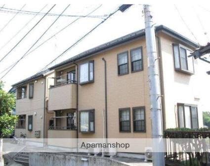 神奈川県横浜市磯子区、洋光台駅徒歩12分の築13年 2階建の賃貸アパート