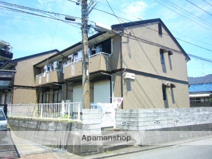神奈川県横浜市栄区、本郷台駅徒歩14分の築28年 2階建の賃貸アパート