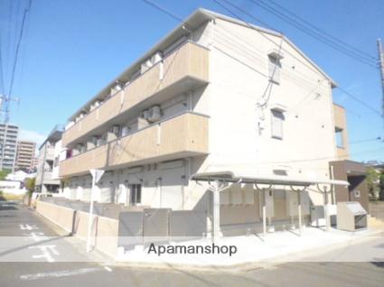 神奈川県藤沢市、藤沢駅徒歩9分の築2年 3階建の賃貸アパート