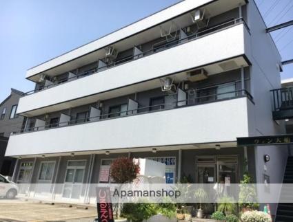 神奈川県横浜市栄区、本郷台駅徒歩15分の築27年 3階建の賃貸マンション