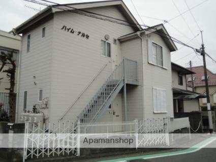 神奈川県横浜市戸塚区、東戸塚駅徒歩15分の築28年 2階建の賃貸アパート
