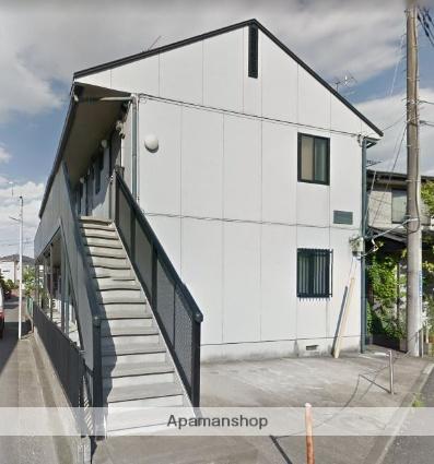 神奈川県横浜市泉区、戸塚駅バス14分立場下車後徒歩2分の築18年 2階建の賃貸アパート