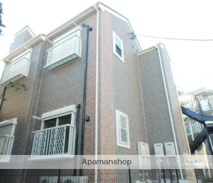 神奈川県横浜市磯子区、屏風浦駅徒歩12分の新築 2階建の賃貸アパート