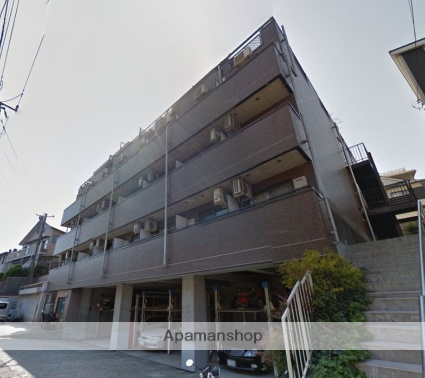 神奈川県横浜市戸塚区、戸塚駅徒歩14分の築23年 4階建の賃貸マンション