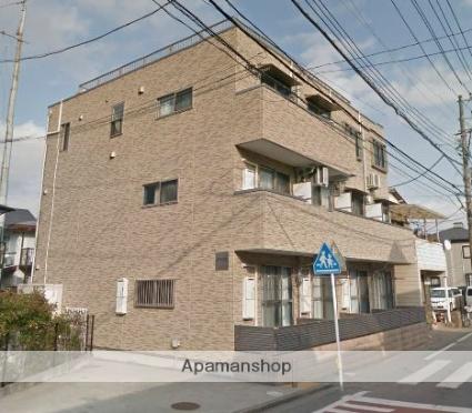 神奈川県鎌倉市、由比ヶ浜駅徒歩13分の築8年 3階建の賃貸アパート
