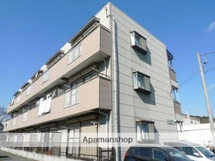 神奈川県横浜市栄区、本郷台駅徒歩11分の築25年 3階建の賃貸マンション