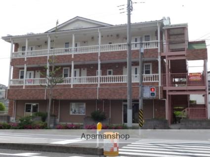 神奈川県横浜市栄区、本郷台駅徒歩15分の築13年 3階建の賃貸アパート