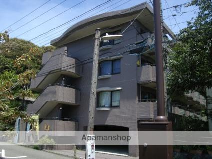 神奈川県藤沢市、藤沢駅徒歩10分の築25年 4階建の賃貸マンション