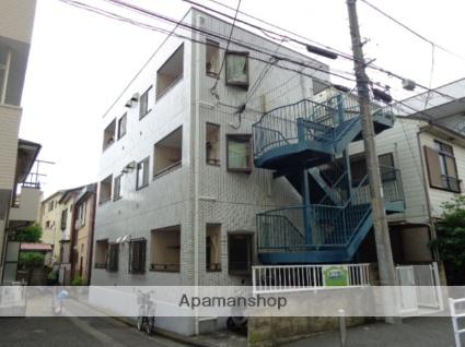 神奈川県横浜市栄区、大船駅徒歩6分の築29年 3階建の賃貸マンション