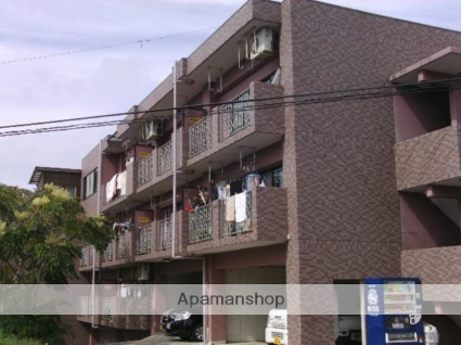 神奈川県横浜市戸塚区、戸塚駅徒歩16分の築21年 3階建の賃貸マンション
