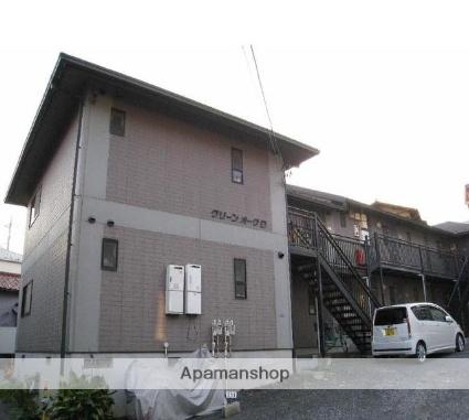 神奈川県横浜市栄区、本郷台駅徒歩18分の築20年 2階建の賃貸アパート