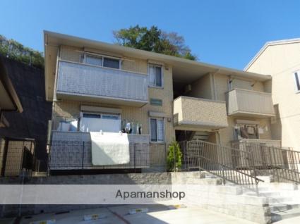 神奈川県横浜市栄区、本郷台駅徒歩17分の築5年 2階建の賃貸アパート