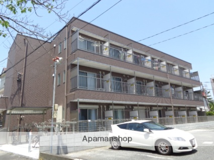 神奈川県鎌倉市、大船駅徒歩5分の築2年 3階建の賃貸マンション