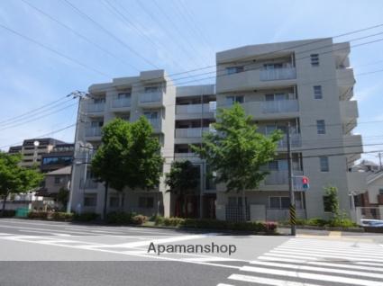 神奈川県横浜市栄区、本郷台駅徒歩19分の築17年 5階建の賃貸マンション