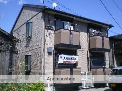 神奈川県鎌倉市、由比ヶ浜駅徒歩20分の築17年 2階建の賃貸アパート