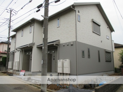 神奈川県横浜市戸塚区、戸塚駅徒歩23分の築2年 2階建の賃貸アパート