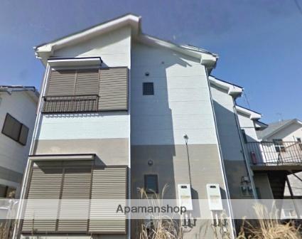 神奈川県横浜市栄区、本郷台駅徒歩22分の築23年 2階建の賃貸アパート