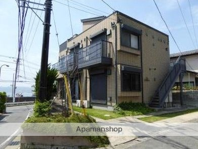 神奈川県鎌倉市、鎌倉駅京浜急行バスバス11分飯島下車後徒歩2分の築12年 2階建の賃貸アパート