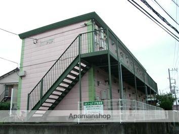 神奈川県横浜市戸塚区、戸塚駅徒歩23分の築29年 2階建の賃貸アパート